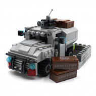 Military Armored Tactical Vehicle