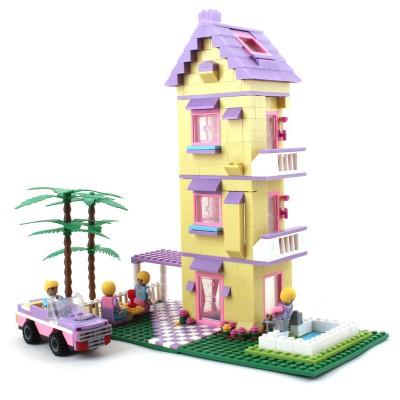 Three Storey Townhouse