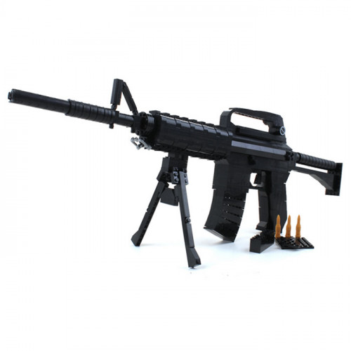 M16 Assault Rifle Slick Bricks