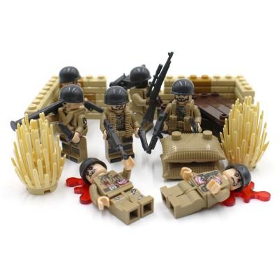 Desert Army Infantry Squad