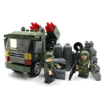 High Mobility Rocket Truck