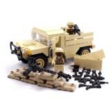 Humvee Troop Transport