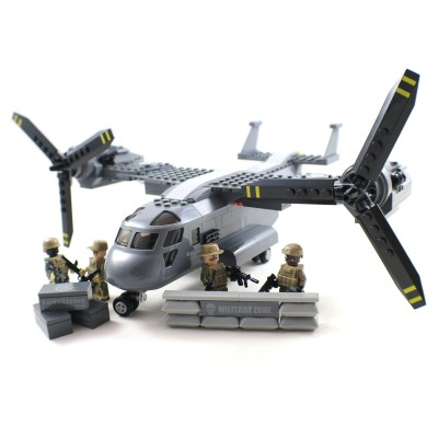 Military Osprey Aircraft