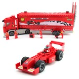 Grand Prix Team Truck