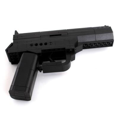 Spring Loaded Gun