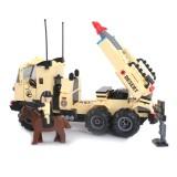 Desert Missile Truck