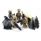 US Army Minfigures