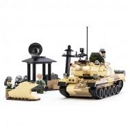 Soviet Battle Tank