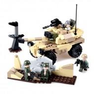 Desert Armoured Car