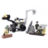 JCB Military Excavator