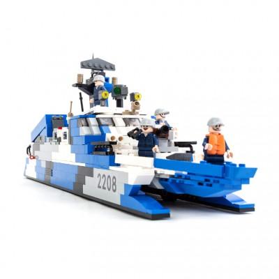 Navy Catamaran