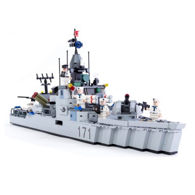 Destroyer Class Warship