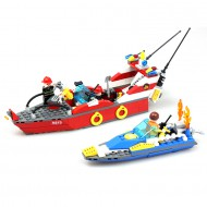 Fire Service Speedboat