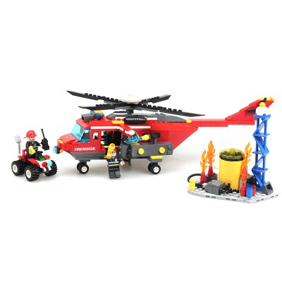 Aerial Firefighting Helicopter