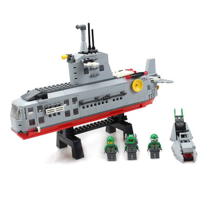 Submarine Explorer