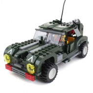 Military Chariot Jeep