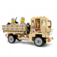 Desert Troop Truck