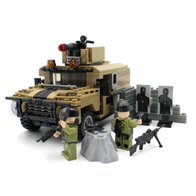 Mercenary Humvee