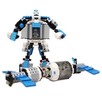 Space Station Transformer