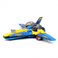 Twin Pilot Star Fighter