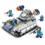 Peace Keeper Rocket Tank