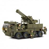 Mobile Anti Aircraft Gun
