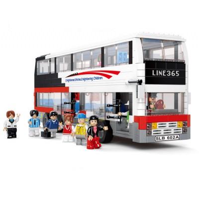 Luxury Tourist Bus