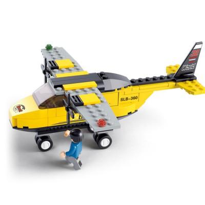 Single Seat Plane