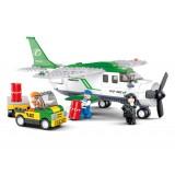 Commercial Prop Plane