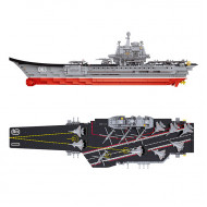 Liaoning Aircraft Carrier (1:450)