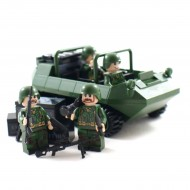 ATV Troop Carrier