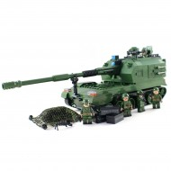 Self-Propelled Howitzer