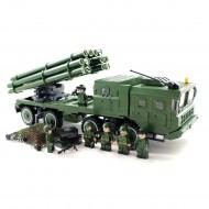 Army MLRS Artillery
