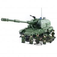 MSTA-S Howitzer Tank
