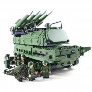 Army Air Defence Vehicle