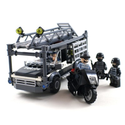 SWAT Ladder Assault Vehicle
