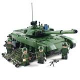 T-90 Battle Tank