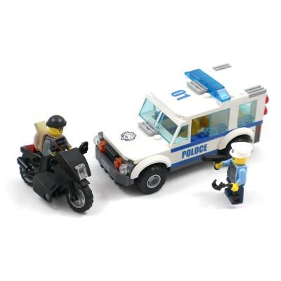 Police Hatchback