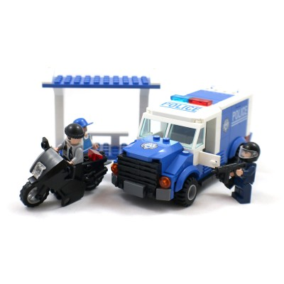 Police Armoured Truck